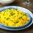 Cheap and Easy Yellow Rice