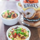 Bagel and Bacon Strata 6