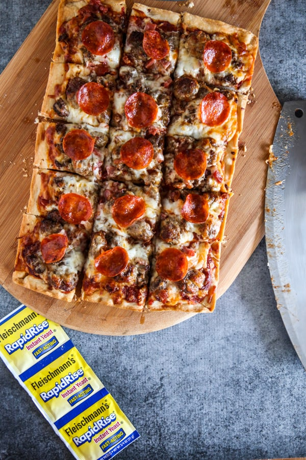Detroit Meat Lover's Pizza Recipe