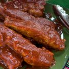 Country Style Ribs with Jack Daniel's Barbecue Sauce