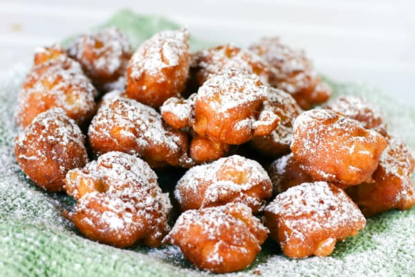 Eclectic Recipes Apple Fritters Eclectic Recipes