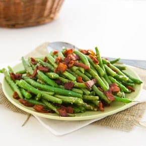 Parmesan Ranch Roasted Green Beans 3