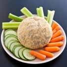 Spinach Artichoke Cheese Ball 2