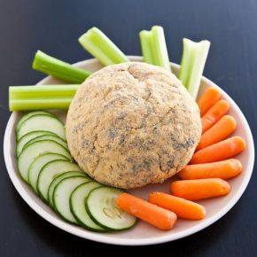 Spinach Artichoke Cheese Ball 2