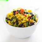 Black Bean and Yellow Rice Salad 2