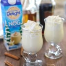 Holiday Eggnog Bar 2